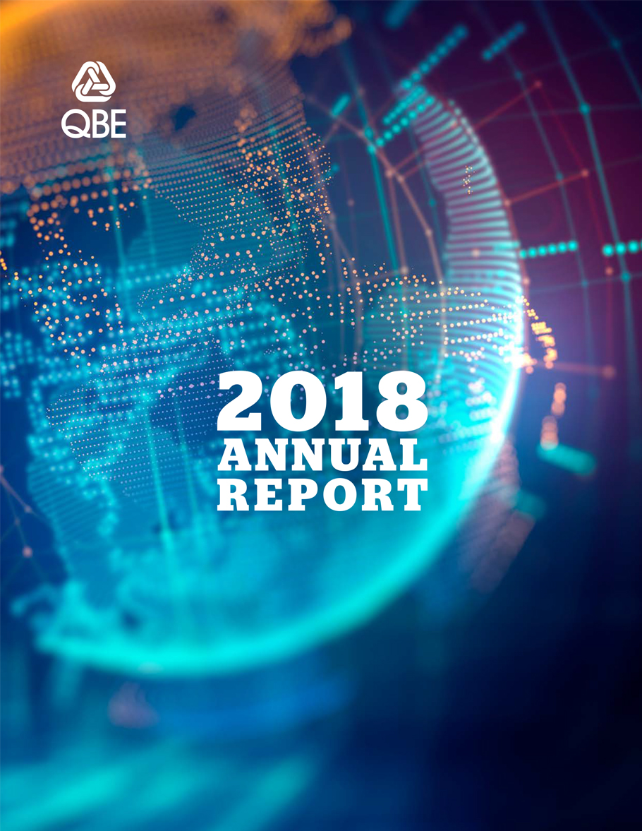 QBE Insurance Group Limited Annual Report 2018